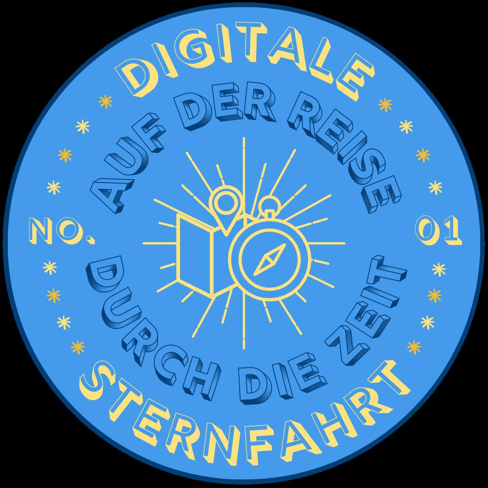 DigitaleSternfahrt_AufderReisedurchdieZeit_Logo
