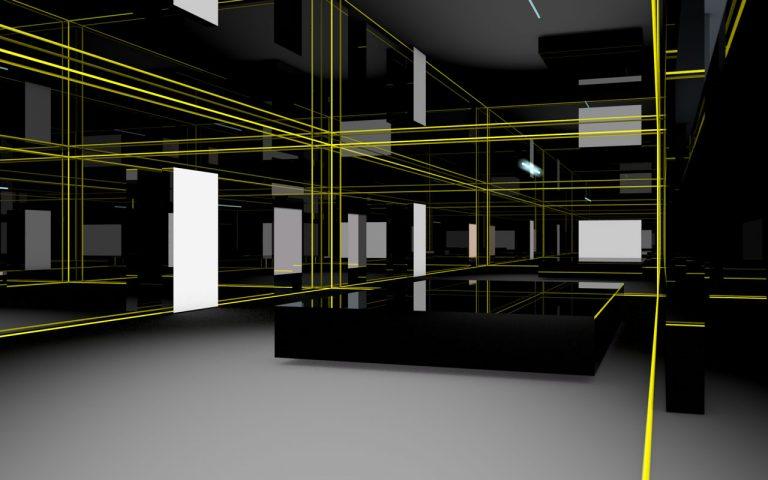 UNDER C̶O̶N̶S̶T̶R̶U̶C̶T̶I̶O̶N̶ PROGRAMMING – Von digitalen und analogen Raumqualitäten